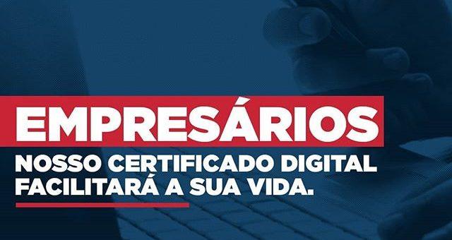 Certificado Digital para Empresários