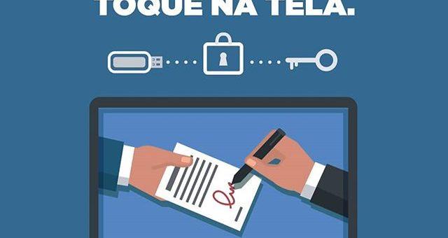 Certificado Digital: Assine Documentos com Apenas um Toque na Tela